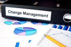 Change management folder with graphs